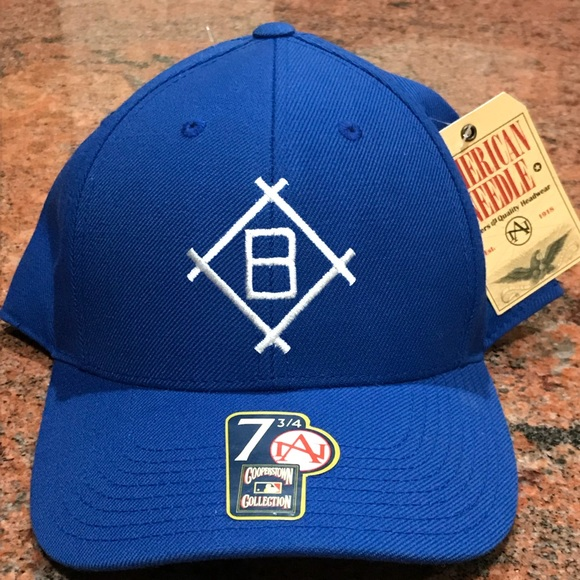 1487a3409703a0 MLB Accessories | Rare Brooklyn Dodgers Fitted Hat Size 734 Nwt ...
